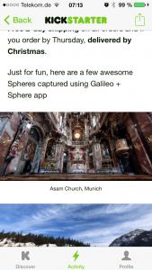 Asamkirche by kickstarter