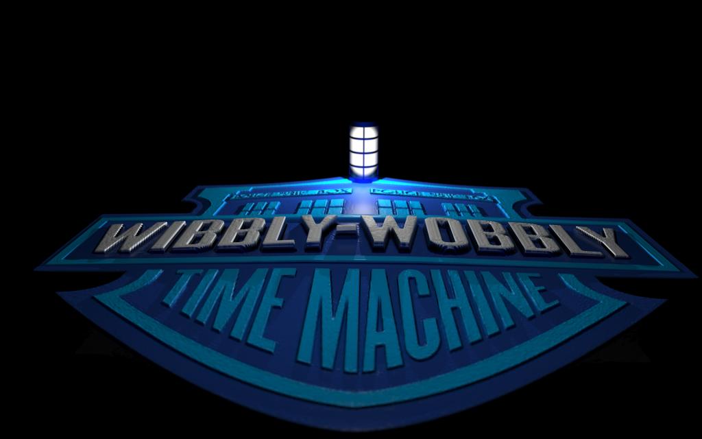 Wibbly Wobbly Time Machine