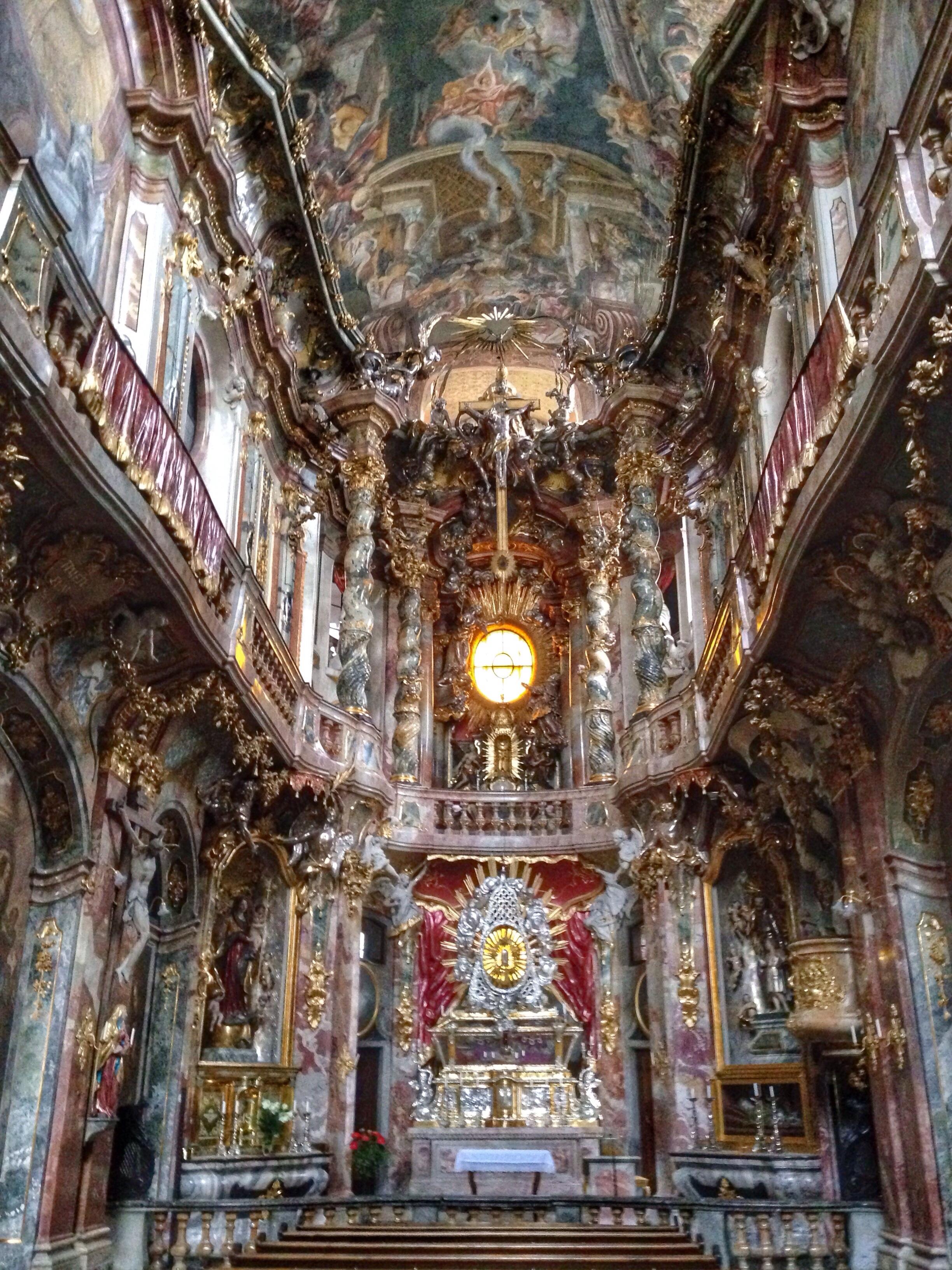asamkirche  st johann