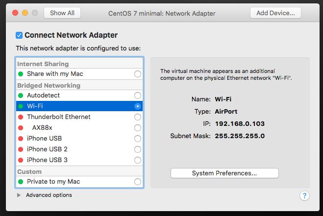 CentOS 7 minimal install - Linuxpinguin de