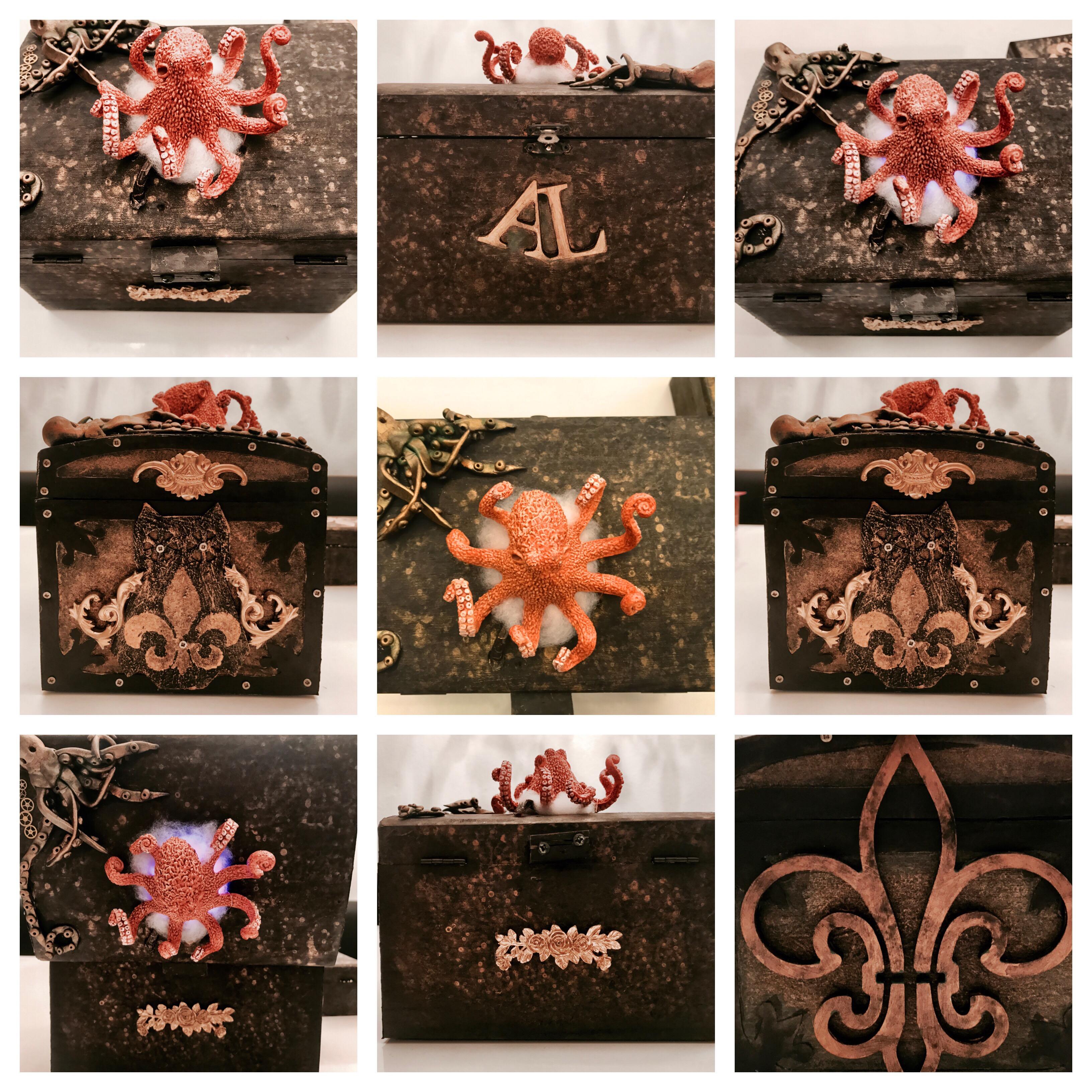 Alruna Lovelace SquidBox Overview