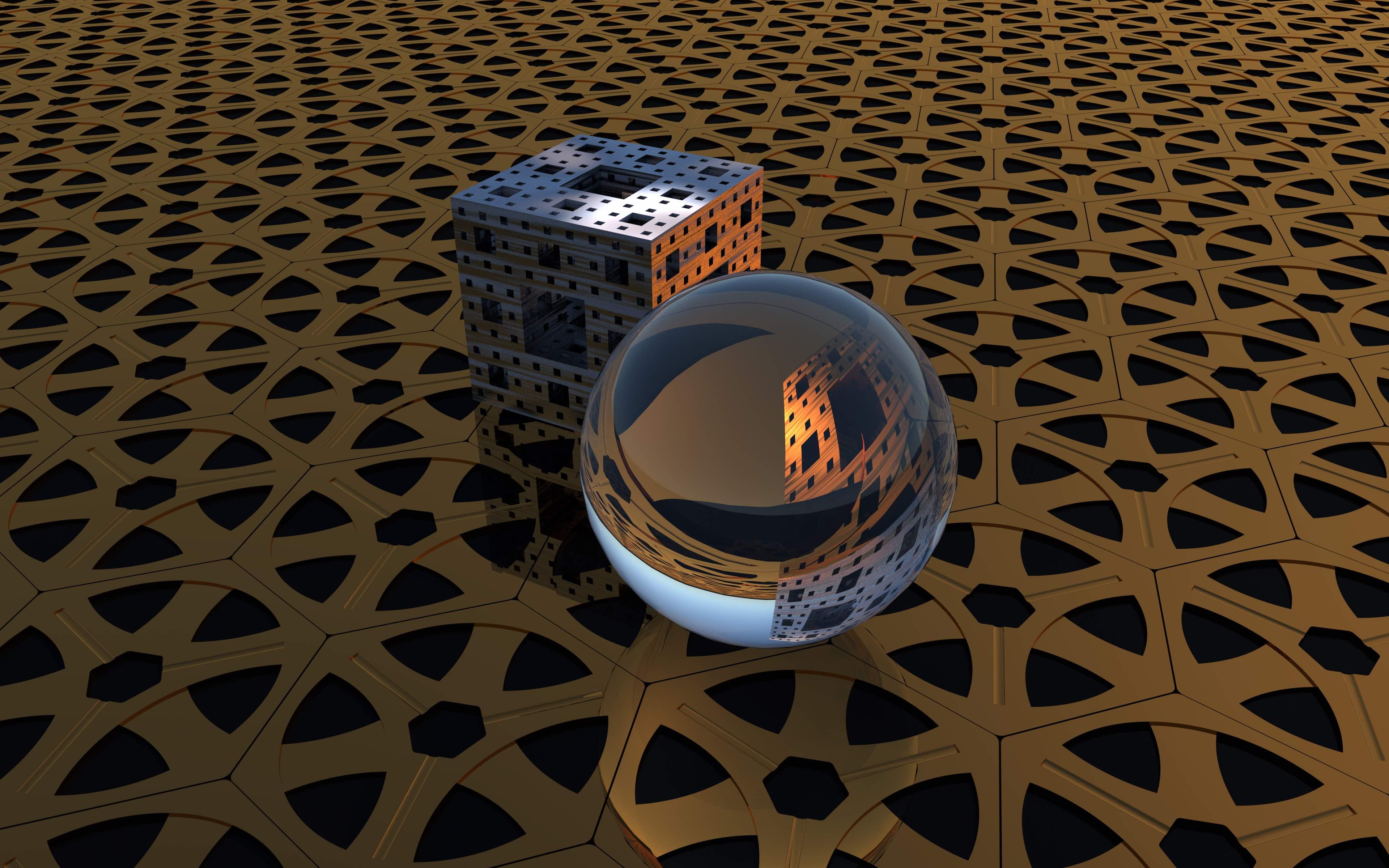 Tardis tiles example